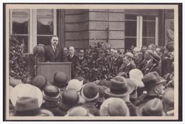 DT- Reich (005259) Propaganda Sammelbild Deutschland Erwacht Bild 138, Der Preußische Kultusminister Kust Eröffnet - Deutschland