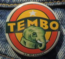Pin Button Badge Ø38mm ( Ancienne Bière - Bier - Beer ) ALOST #18 - Bière
