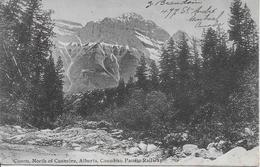 CANADA-Canon Of Canmore Alberta Canadian Pacific Railway-MO - Alberta