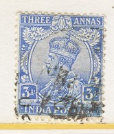 BRITISH  INDIA  87   (o)    GEORGE  V   Wmk.. STAR - 1911-35 King George V