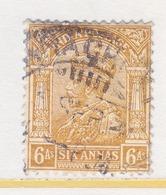 BRITISH  INDIA  90   (o)    GEORGE  V   Wmk.. STAR - 1911-35 King George V