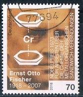 2018  100. Geburtstag Von  Ernst Otto Fischer - [7] République Fédérale