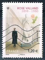 2018  Rose Valland - France