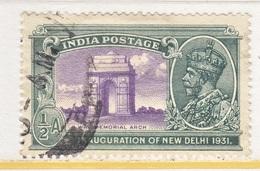 BRITISH  INDIA  130    (o)    GEORGE  V   Wmk.. MULTI-STAR - India (...-1947)