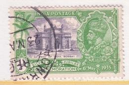 BRITISH  INDIA  142    (o)    GEORGE  V  JUBILEE    Wmk.. MULTI-STAR - India (...-1947)