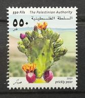 2003 PALESTINE MNH Prickly Pear - Palestine