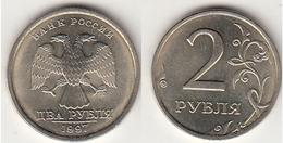 Russia 2 Rubli 1997 KM#605 - Used - Russia