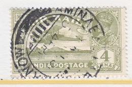 BRITISH  INDIA  C 3    (o)    GEORGE  V  AREO    Wmk.. MULTI-STAR - 1911-35 King George V