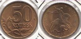 Russia 50 Kopeks 1997 KM#603 - Used - Russia