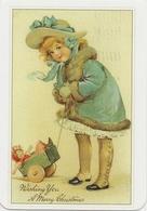 Calendar Russia - 2018 - Doll - Gellen Andrew - England - Retro - Beautiful - Vintage - Calendars