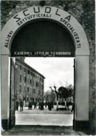 RIETI  Scuola Allievi Sottufficiali Specializzati  Caserma Attilio Verdirosi  Ingresso  Ed. Alterocca - Casernes