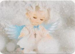 Calendar Russia - 2018 - Doll - Little Angel - Vintage - Beautiful - Calendars