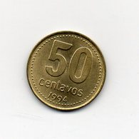 Argentina - 1994 - 50 Centavos - Vedi Foto - (MW1828) - Argentina