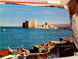 LIBANO LEBANON SIDON SEA CASTLE  STAMP  SELO TIMBRE 1973 15p Industrie Hoteliere   GX5548 - Libano