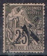 DO 6527 FRANKRIJK GESTEMPELD COLONIE'S SAINT PIERRE YVERT NRS 47   ZIE SCAN - Frankreich (alte Kolonien Und Herrschaften)