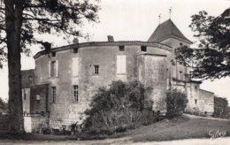 1512  - Cpsm 17 Fleac Sur Seugne - Château D'Ardennes, Vue Générale - Other Municipalities