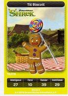 Carte Trading Card Disney Dreamworks Carrefour Shrek 14 - Disney
