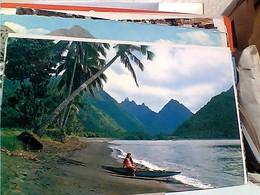 TAHITI, TAUTIRA  STAMP  SELO TIMBRE POLYNESIE FRANCAISE 17 F GX5552 - Polynésie Française