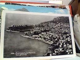 MONTECALRO MONACO VUE GENERAL  STAMP  SELO TIMBRE 5 F GX5553 - Monte-Carlo