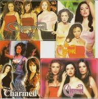 Calendar Russia - 2004 - 4 Pcs. - Cinema Series - USA - Artists - Charmed - Girls - Advertising - Calendars
