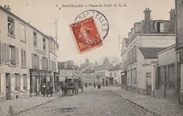 SARCELLES  Place Du Pont - Sarcelles