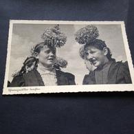 SCHWARZWAELDER TRACHTEN - TRIBERG - 1941 - Costumi