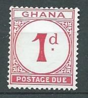 Ghana - Taxe   - Yvert N°   6  **  - Ah28826 - Ghana (1957-...)