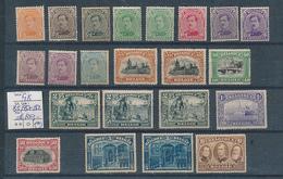 BELGIUM  1915 ISSUE COB 135/149 + SOME SHADES NICE SET LH CHARNIERE TRES PROPRE - 1915-1920 Albert I