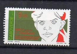 CAP VERT - CABO VERDE - 1ére CONFERENCE SUR LES DROITS DES FEMMES - 1990 - - Cap Vert