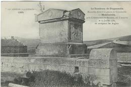 Lozere ,: Chateauneuf De Randon, Le Tombeau De Duguesclin - Chateauneuf De Randon
