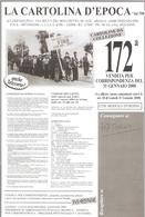 CATALOGO 172° VENDITA LA CARTOLINA D'EPOCA DI LUIGI MALPELI - Books, Magazines, Comics