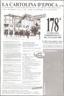 CATALOGO 178° VENDITA LA CARTOLINA D'EPOCA DI LUIGI MALPELI - Livres, BD, Revues