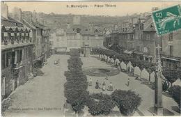 Lozere ,: Marvejols, Place Thiers - Marvejols