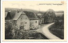 Abbaye De Grand-Pré. -  Faulx-les-Tombes .  (scan Verso) - Gesves