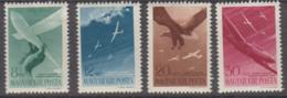 Hungary 1943 - 731-734 Mint Hinged * - Hungría