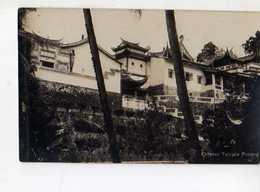 Chinese Temple PENANG, Carte Photo - Malaysia