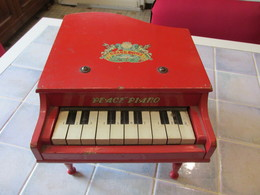Jouet Peace Piano Made In Japan - Instruments De Musique