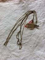Chaine Argent ,silver,50 Cm - Halsketten