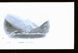 COL D ORNON          EN    1898 - Uriage