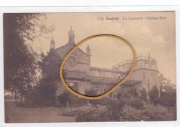 """VERVIERS -Ensival """" La Sapinière  -  Maison-Bois """"  Voir Scans - Verviers"""
