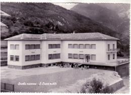 Bleggio-S. Croce -scuola Materna Viaggiata 1953  H828 - Other Cities