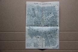 Marseille (Bouches-du-Rhône), Plan 1906 - Maps