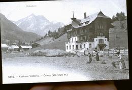 OLDENHORN    EN    1898 - Suisse