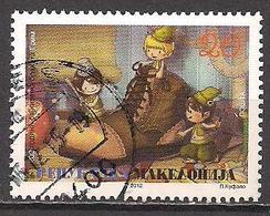 Mazedonien (2012)  Mi.Nr.  646  Gest. / Used  (3ab34) - Mazedonien