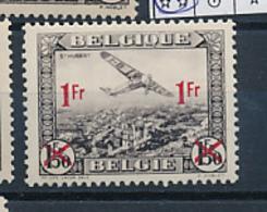 BELGIUM  COB PA6 MNH - Poste Aérienne