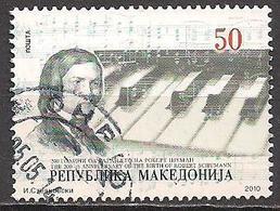 Mazedonien  (2010)  Mi.Nr.  553  Gest. / Used  (3ab35) - Mazedonien