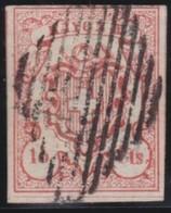 Schweiz    .     Yvert   24   ( 2 Scans )     .      O       .      Gebraucht   .   /      Oblitéré - 1843-1852 Kantonalmarken Und Bundesmarken