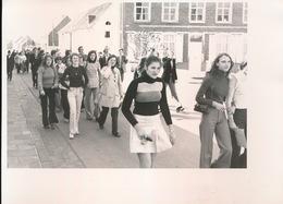 BALEGEM   FOTO 1973 - 74  18 X 13 CM - PAASWANDELTOCHT TE BALEGEM - Oosterzele