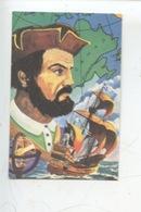 Dangé - Les Ormes - Saint Romain Laiterie Coopérative : Jacques Cartier Navigateur (n°9) Création M. Cheminade - Andere