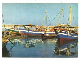 MOD.0103/ Jeddah - Fishing Boats - Saudi Arabia